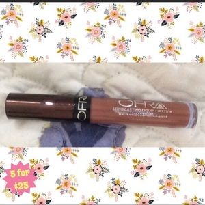 💥 Ofra long lasting liquid lipstick